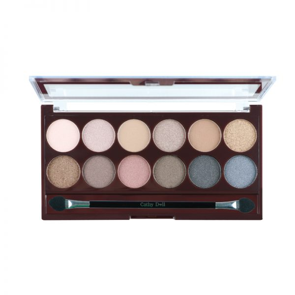 Cathy Doll Nude Me Eyeshadow Nude Open