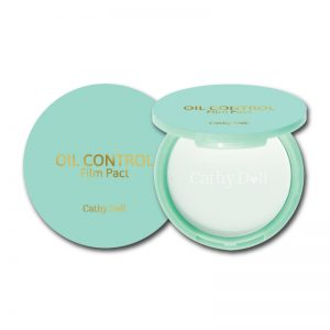 Cathy Doll Oil Control Film Pact 4.5g