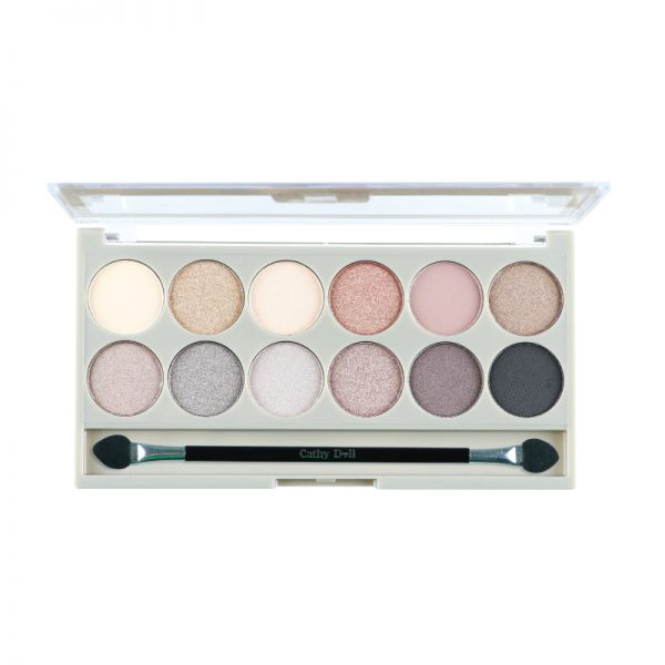 Cathy Doll Nude Me Eyeshadow Smoky Open