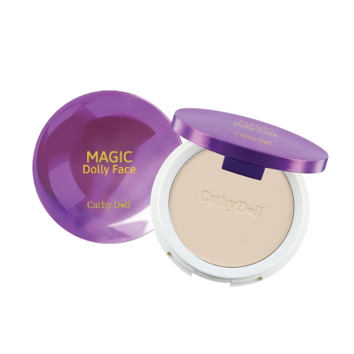 Cathy Doll Magic Dolly Face Two Way Cake Powder