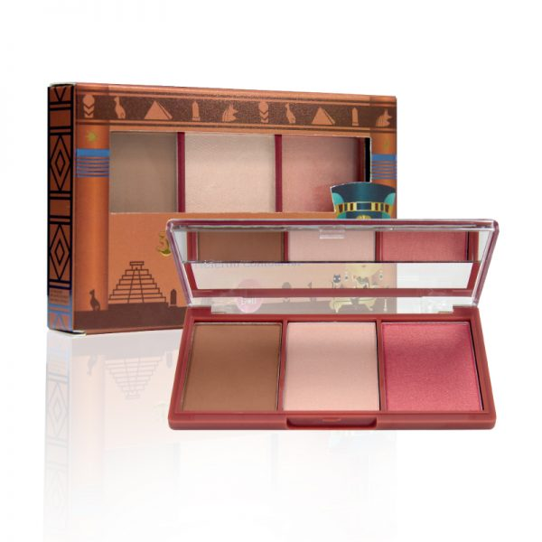 Cathy Doll 3D Face Forward Nefertiti Contour Kit